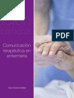 Comunicacion Terapeutica en Enfermeria