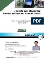 3b365 Sistem Informasi Rumah Sakit Tatakelola Dan RoadMap DIY