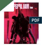 PearlJam - Ten
