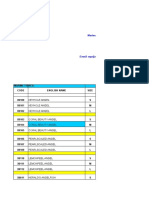 Xanh Tuoi Fish List 01 - 2015 (New)Sda