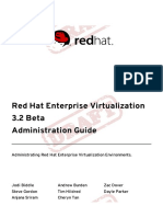 Red Hat Enterprise Virtualization 3.2 Beta Administration Guide en US