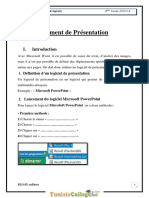 Cours - Informatique - 8ème (2013-2014) Mr S.belaid