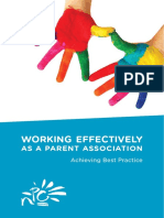 working effectively as a parents association