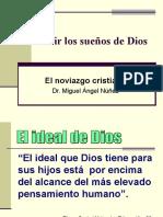 Vivir los sueños de Dios.ppt