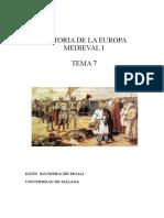Tema-7 Periferia Europea y Segundas Invasiones