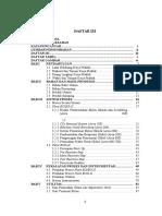 4. Daftar Isi, Tabel, Gambar (III-Vi)