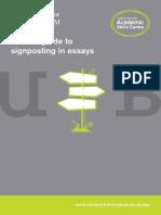 Short Guide Signposting