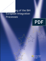 Monitoring of the BiH European Integration Process 2010 Annual Report