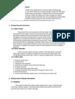 Definisi Penyakit Periodontal