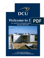 Information Pack DCU