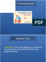 Facts You Never Notice About T20 World Cup