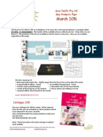 New Products - March 2016