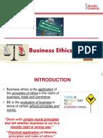 2. Business Ethics