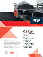 AllScan - New Generation PGNAA Elemental Analyser