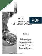 Chapter 4 Price Determination in Different Markets Part 2