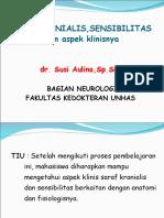 Saraf Cranial Dan Aspek Klinisnya
