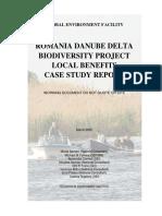 Local Benefits Case Study Romania