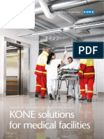 Brochure Kone Elevator Medical Solutions