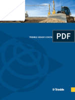 Trimble Grade Control Systems