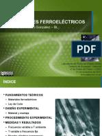 POral 5 Ferroelctricos
