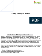 Ewing Family of Tumors