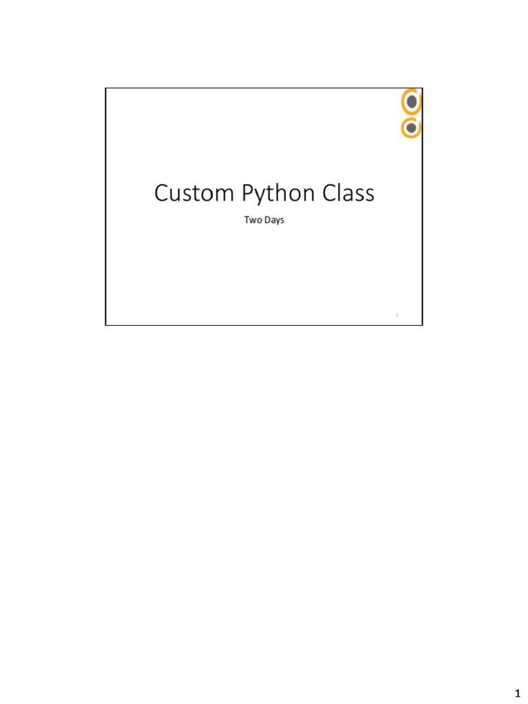 1+Python+Class+Powerpoint+Outline   Trigonometric Functions