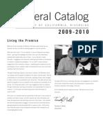 2009-2010 Catalog