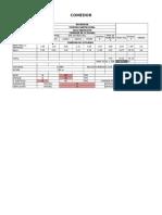 Analisis Dimensional Residencia arquitectonica