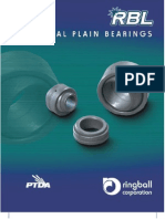 RBL Spherical Plain Bearings