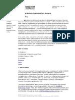 Bong (2002) - Debunking Myths in Qualitative Data Analysis