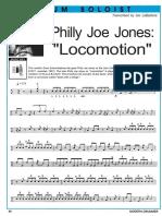 Philly Joe Jones - Locomotion