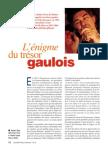 L'énigme du trésor gaulois