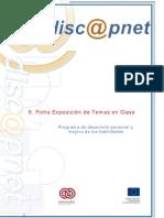 Ficha Expo Sic Ion Temas Clase