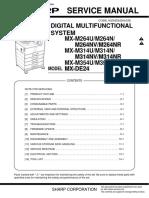 Sg 13i Ed for CD v4 | Office Equipment | Manufacturing