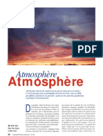 Atmosphère Atmosphère