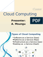 Cloud computing as trending technology.pptx