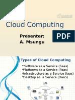 Cloud computing as trending technology.pptx
