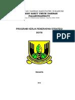Program Kerja Penerapan TB Dots