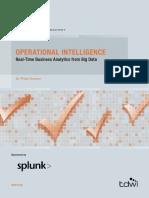 Operational Intelligence Web
