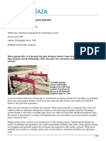 Coping With Stress in Piping Systems_Guide