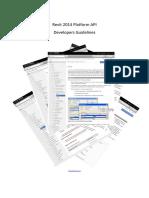 Revit 2014 API Developer Guide