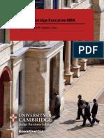 Cambridgeemba Brochure