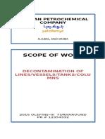 PR#12354332 -Decontamination Jobs- Sow 2016 OLE III TA