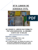 Libros de Ingenieria Civil