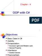 OOP With CSharp