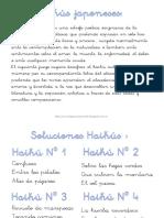 Actividad - Descifra Los Haikús