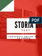 La Storia in BIT / Stefania Manni