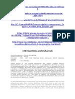 Trevali Minig Corporation