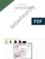 Kako Uploadovati Rar Fajlove Sa Sifrom i Bez Sifre