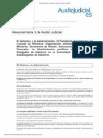 Resumen Tema 3 de Auxilio Judicial _ Auxilio Judicial